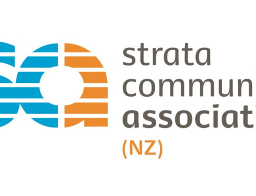 2018-2019 President's Report – Strata Community Association (NZ)