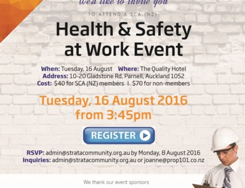 Health & Safety at Work Event