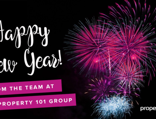 Namaste, Happy New Year and welcome back from the Property 101 team!