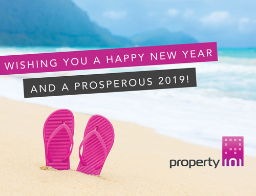Happy New Year from the team at Property 101 Group!